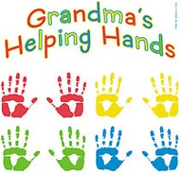 Click to order printed t-shirt 23679g... Grandmas Helping Hands