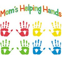 Click to order printed t-shirt 23679m... Mom's Helping Hands
