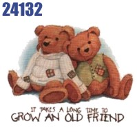 Click to order printed t-shirt 24132... It Takes A Long Time To Grow An Old Friend
