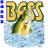 Click to order printed t-shirt 24253... Bass
