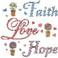 Click to order printed t-shirt 24341... Faith Love Hope