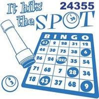 Click to order printed t-shirt 24355... Bingo hits the Spot