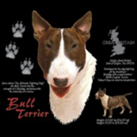 Click to order printed t-shirt 30819... Bull Terrier