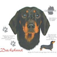 Click to order printed t-shirt 30827... Dachshund