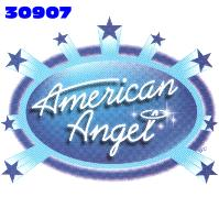 Click here to Order design 30907... American Angel. (1st quality t-shirts, sweatshirts, tank tops, baby doll tees, scoop neck tshirts and hooded fleece)