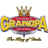 Click to order printed t-shirt 31192... Authentic Original Grandpa The King of Dads.