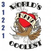 Click to order printed t-shirt 31221... Worlds Coolest Nana Tattoo