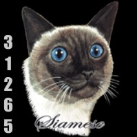 Click to order printed t-shirt 31265... Siamese