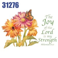 Click to order printed t-shirt 31276... The Joy of the Lord is my Strength Nehemiah 8:10