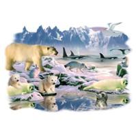 Click to order printed t-shirt 31323... Polar Kingdom