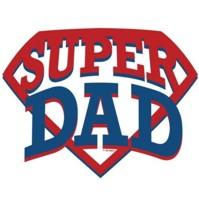 Click to order printed t-shirt 31328... Super Dad