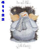 Click here to Order design 41122... I'm not fat... ...Just Flurry.. (1st quality t-shirts, sweatshirts, tank tops, baby doll tees, scoop neck tshirts and hooded fleece)