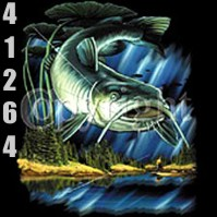 Click to order printed t-shirt 41264... Catfish