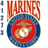 Click to order printed t-shirt 41273... Marines United States Marine Corps