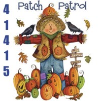 Click to order printed t-shirt 41415... Patch Patrol