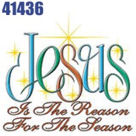 Click to order printed t-shirt 41436... Jesus is the Reason for the Season