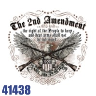 Click to order printed t-shirt 41438... The 2nd Amendment The Right of the People to Keep and Bear Arms Shall Not be Infringed. We the People