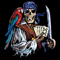 Click to order printed t-shirt 41443... Dead Mans Hand