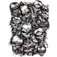 Click to order printed t-shirt 41474... Zombie Horde