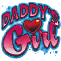 Click to order printed t-shirt y2797... Daddy's Girl (Youth Size Print)